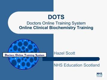 Doctors Online Training System - StudyNet