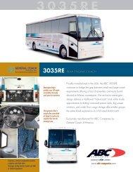 3035RE REAR ENGINE COACH - ABC Companies