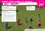 golf - Dominoes - School Games