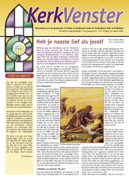 KV 13 24-03-2006.pdf - Kerkvenster