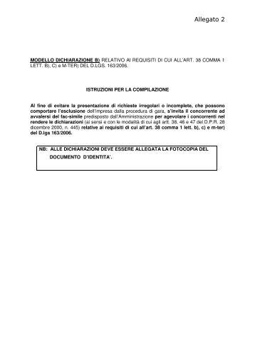 Allegato 2 - Modello di dichiarazione B).pdf - Agenzia del Lavoro