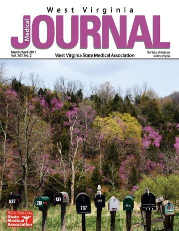 March/April - West Virginia State Medical Association