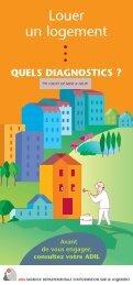 Louer un logement, quels diagnostics - Anil