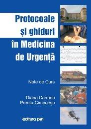 Protocoale si ghiduri in Medicina de Urgenta - PIM Copy