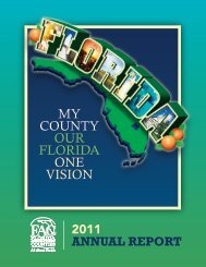 ANNUAL REPORT - Florida Association of Counties