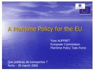 A Maritime Policy for the EU