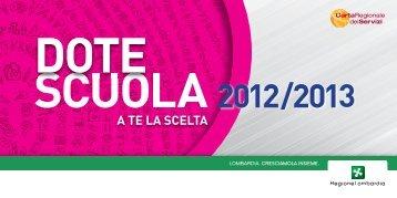 brochure - Ufficio scolastico regionale per la Lombardia