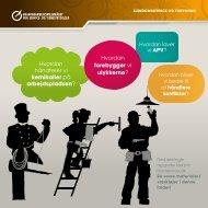 Hvordan forebygger vi ulykkerne? - BAR - service og tjenesteydelser.