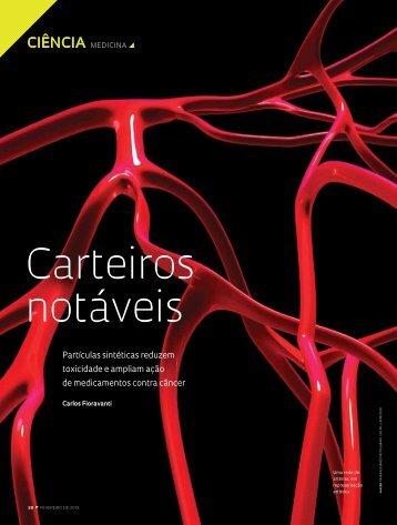 Carteiros notáveis - Revista Pesquisa FAPESP
