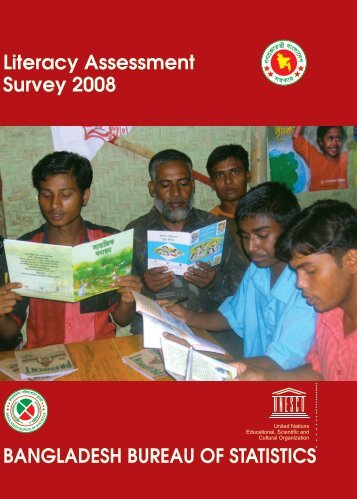 Literacy Assessment Survey 2008 - United Nations in Bangladesh
