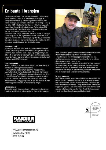 Invitasjon - KAESER Kompressorer