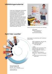 Leaflet Workshop schwedisch - Henkel