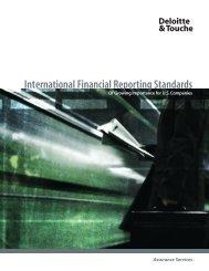 International Financial Reporting Standards - IAS Plus