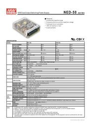NED-50 series - Imenista Andish Ltd. Industrial Automation ...