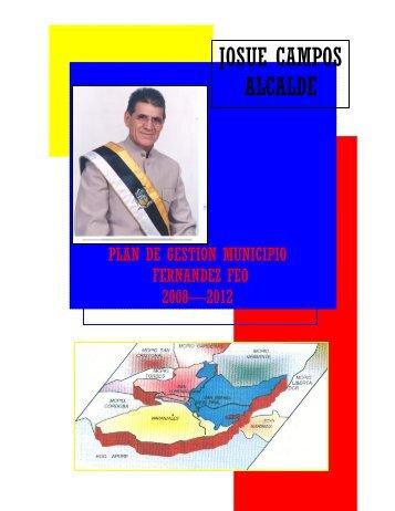 JOSUE CAMPOS ALCALDE - Consejo Nacional Electoral
