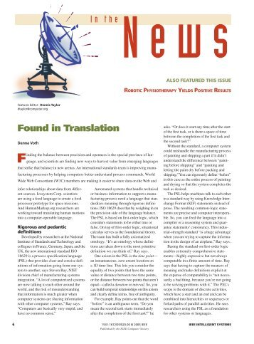 Found in Translation - NIST - National Institute of Standards and ...