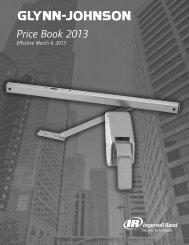 GLYNN JOHNSON 2013 PRICE BOOK.pdf - JLM Wholesale