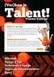 (Ver)ken je - Prisma College