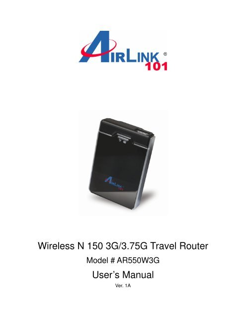 AIRLINK101 AR420W DRIVER WINDOWS