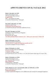 Avio - eventi di Natale - Azienda per il Turismo Rovereto e Vallagarina