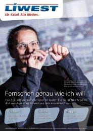 PDF-Download LIWEST Kundenmagazin Ausgabe Dezember 2012