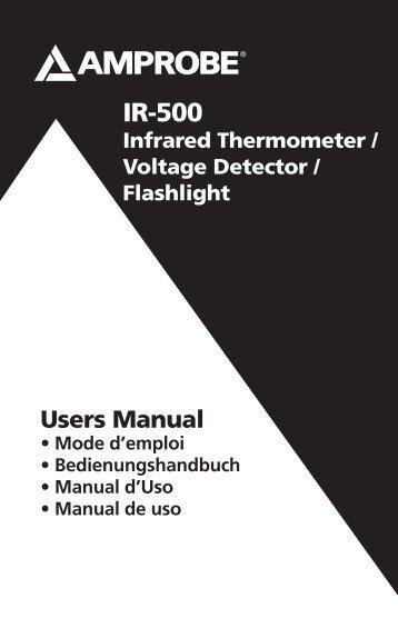 IR-500 - LicensedElectrician.com
