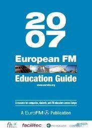 n FM European FM - Der Facility Manager