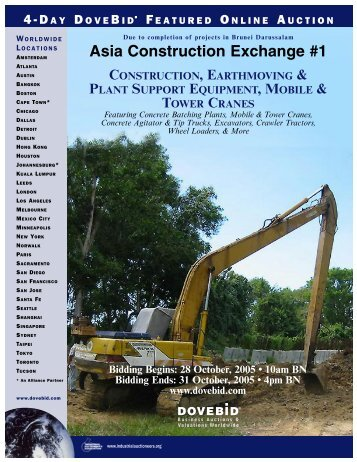 Asia Construction Exc brochure