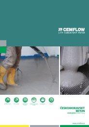 CEMFLOW - produktový_list.pdf - HeidelbergCement