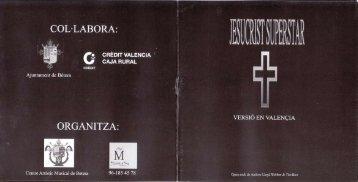 COL-LABORA: - Centre Artístic Musical de Bétera