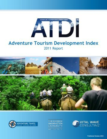 development of adventure tourism