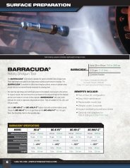 BARRACUDA® - Woma
