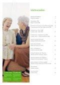 Jahresbericht | Rapport d'activité 2008 - Pro Senectute Kanton Bern ... - Page 2