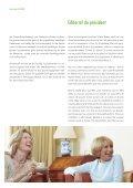 Jahresbericht | Rapport d'activité 2008 - Pro Senectute Kanton Bern ... - Page 4