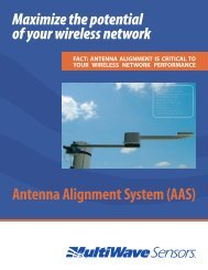 Maximize the potential of your wireless network Antenna Alignment ...