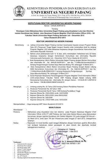 Download di sini - Magister CIO - Universitas Negeri Padang
