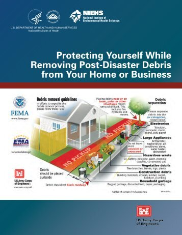 Protecting Yourself While Removing Post-Disaster Debris from Your ...