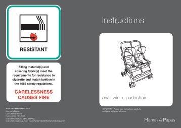 Mamas & papas pixo product manual pdf download.