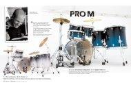 Chris Pennie - Mapex Drums