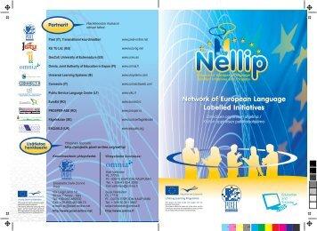 NELLIP BROCHURE FINNISH.cdr - Pixel