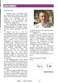 Pfingstbasar 2012 Unsere Konfirmanden - in der deutschsprachigen ... - Page 3