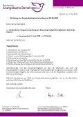 Pfingstbasar 2012 Unsere Konfirmanden - in der deutschsprachigen ... - Page 6
