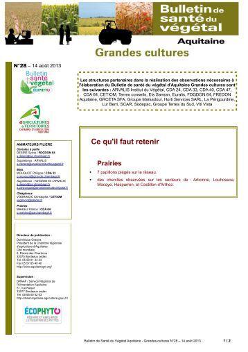Chambre D Agriculture Loir Et Cher   Images  Article  Etat