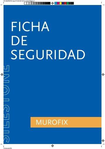 FS_MUROFIX_esp - Silestone