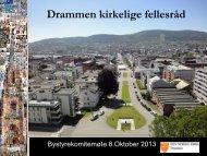 Kirkelig fellesråd - Drammen kommune