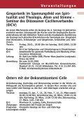Kirchenmusikalischen Informationen - Bistum Hildesheim - Seite 5