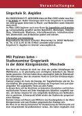 Kirchenmusikalischen Informationen - Bistum Hildesheim - Seite 7