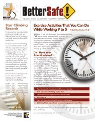 Exercise Activities That You Can Do While Working 9 to 5 By ... - YSU