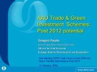 AAU trading