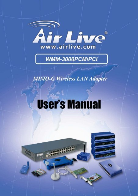 AirLive ARM-104 XP